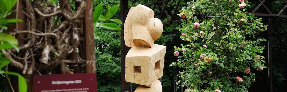 Skulpturengarten 2020 - Exit